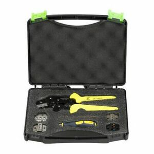 Terminal Ratchet Ratchet Pliers Tool Kit Insulated Ratcheting Set Wi
