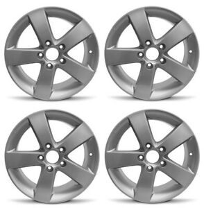 New Set Of 4 16 Replacement Wheel Rim 2006 2007 2008 2009 2010 2011 Honda Civic