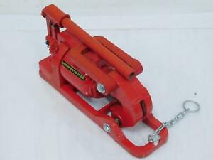 Landmann Wire Rope Products Toch1 Hydraulic Steel Cable Cutter do Not Exceed 1