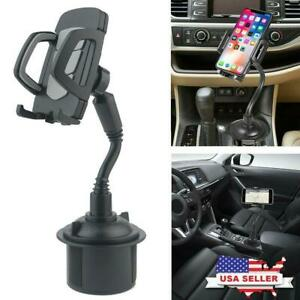 0773 Adjustable Cup Holder Car Mount For Iphone Cell Phone Universal Cup Holder