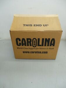 144 Carolina Science Math Plastic Culture Vials 1 20 W X 4 L New Surplus