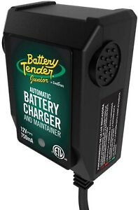 Junior Charger And Maintainer Automatic smart 12volt 750mabattery Float Chargers