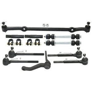 New Suspension Kit Front For Chevy Olds Cutlass Pontiac Grand Prix Malibu Am Gmc