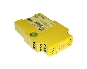 New Pilz Pnozx2 124vac dc2n o Safety Barrier Relay 24 Vac dc