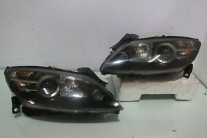 Jdm Headlights Head Lamps Light Mitsubishi Lancer Mirage Ce Coupe 1998 2003 Oem
