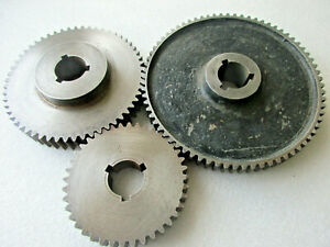 Change Gears Metal Lathe Machinist 7 8 Bore Machine Gear Spur G
