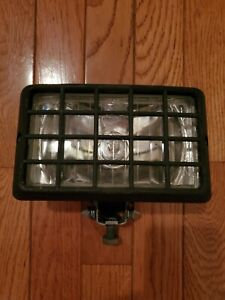 Pilot Navigator 4 X 6 Fog Light W Stone Guard And Cover Clear Nv 120