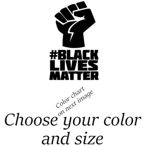 Black Lives Matter Blm Vinyl Sticker Decal For Window Bumper Laptop Notebook