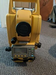 Topcon Gpt 3005w Reflectorless Totalstation Survey Equipment With Case
