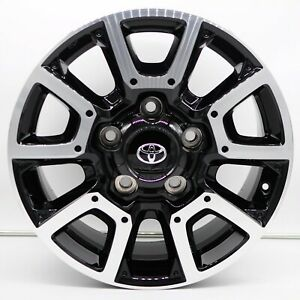 Toyota Tundra Trd Off Road Wheels Oem Black 18x8 5x150 426110c170 Free Shipping