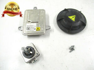 Oem 2014 2018 Jeep Cherokee Hid Xenon Headlight Parts Kit left driver