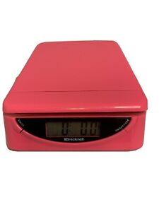 Brecknell Digital Postal Scale Ps25 Pink 25 Lbs
