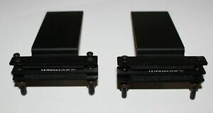 2 Pcs New National Instruments 777550 01 Pcmcia Strain Relief Accessory Pc Card