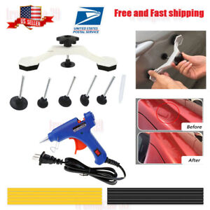 Car Dent Removal Kit Automotive Dent Puller Glue Sticks Dent Removal Tools