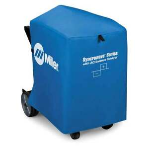 Miller 195320 Protective Cover For Syncrowave 250 Dx 350 Lx With Coolers