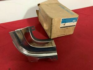 Nos 1964 Oldsmobile 88 Rh Grille Opening Molding 588590 Gm 64
