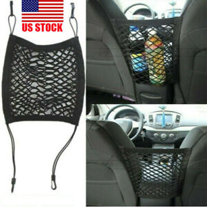 Universal Car Trunk Storage Cargo Luggage Elastic Mesh Net Bag Holder Pocket