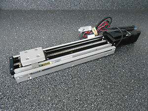 Parker Linear Actuator With Ballscrew Stage Approx 175mm Travel 402t03xesd2h3