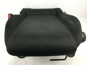 2016 2019 Mazda Miata Mx5 Lh Driver Lower Seat With Seat Rails Assembly Oem Used