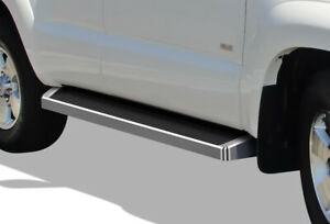 Iboard Running Boards Style Fit 03 09 Toyota 4runner Base Model