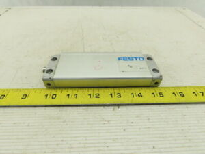 Festo Dzf 25 80 p a Pneumatic Air Flat Cylinder 25mm Bore 80mm Stroke