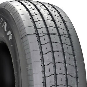 4 New Goodyear G614 Rst Lt 235 85r16 126l G 14 Ply Trailer Commercial Tires