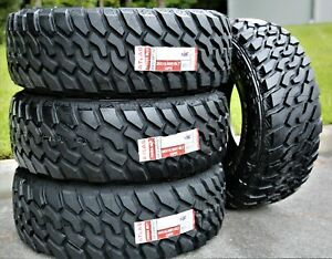 4 New Atlas Tire Priva M t Lt 35x12 50r18 Load E 10 Ply Mt Mud Tires