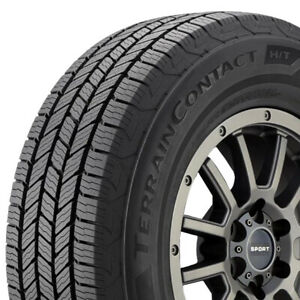 4 New Continental Terraincontact H t 245 65r17 107t A s All Season Tires