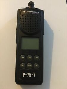 Motorola Xts 3000 16ch H09ucf9pw7bn 800mhz Two Way Radio