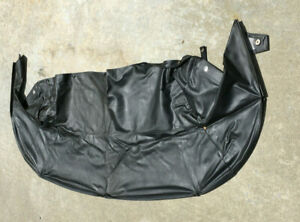 90 97 Mazda Mx 5 Miata Oem Black Tonneau Top Boot Cover