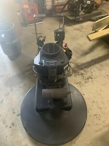 28 Inch Propane Floor Buffer With 374 Hours