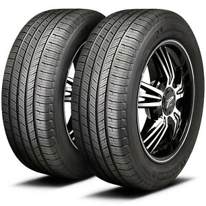 2 New Michelin Defender T H 235 55r17 99h As All Season A S Tires