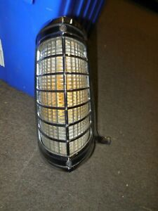 Nos 1973 Lincoln Mark Iv Parking Lamp Asy D3ly 13201 a