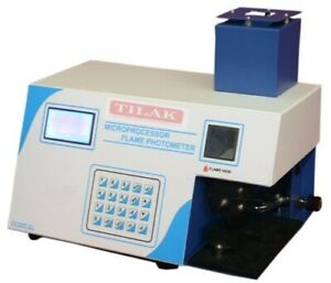 Microprocessor Flame Photometer For Laboratory Use Best Quality Free Shipping