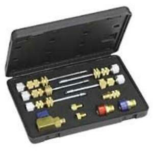 Mastercool Msc58490 Universal A c Valve Core Remover And Installer Kit R 12