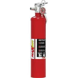 H3r Mx250r 2 5 Lbs Dry Chemical Agent Fire Extinguisher Red