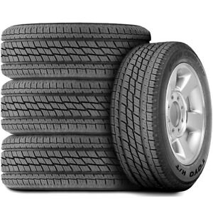 4 New Toyo Open Country H t 235 65r16 101s A s All Season Tires
