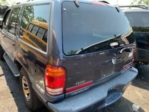Rear Axle 4 Door 6 Cylinder 3 55 Ratio Fits 95 01 Explorer 243838