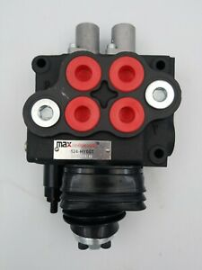 New Max Motosports Hydraulic Loader Directional Control Valve 524 hy001