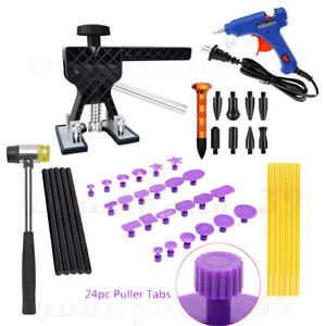 Auto Paintless Dent Repair Kit Hail Dent Dint Removal Tools 47pcs For Toyota Ram