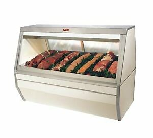 Howard mccray Sc cms35 12 led 143 Red Meat Deli Display Case