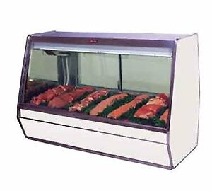 Howard mccray R cms32e 8 be led Red Meat Deli Display Case