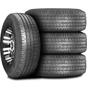 4 Laufenn by Hankook X Fit Ht Lt 245 75r16 Load E 10 Ply A s All Season Tires
