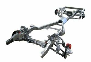 Chevrolet Chevy Impala Steel Frame Rolling Chassis 1959 1964