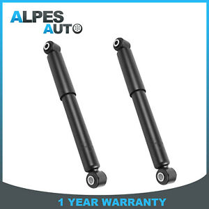 Set 2 New Rear Complete Shock Absorbers Fit 2003 2007 Saturn Ion