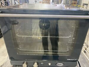 Cadco Convection Oven Xaft133 Arianna Half Size 208 240 V 2019 Free Shipping