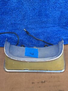 1967 68 Mustang Original used Rear Console Lamp Assembly