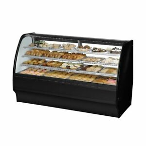 True Tgm dc 77 sm sm s w 77 Non refrigerated Bakery Display Case