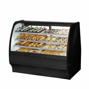 True Tgm dc 59 sm sm w w 59 Non refrigerated Bakery Display Case