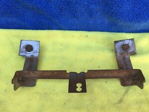 1967 67 1968 68 Ford Mustang Cougar Floor Console Rear Radio Support Bracket